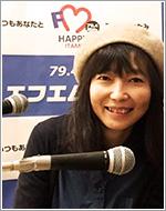 鹿島孝子さん
